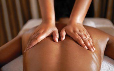 Massage contre les douleurs